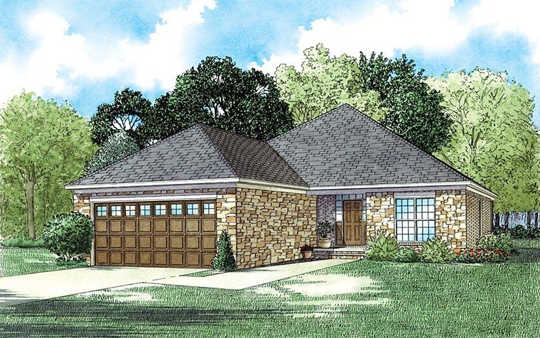 House Plan 82355