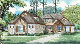 House Plan 82360