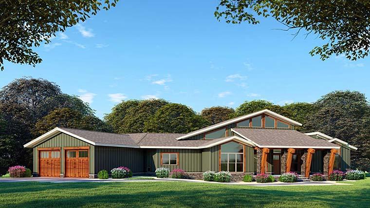 House Plan 82364
