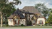 House Plan 82400