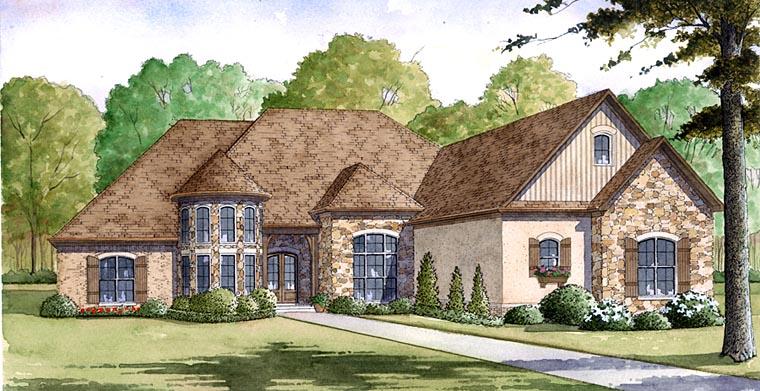 House Plan 82401