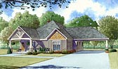 Plan Number 82403 - 1891 Square Feet