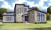 Plan Number 82410 - 1911 Square Feet