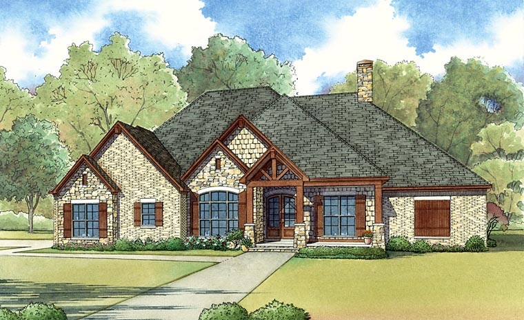 House Plan 82430