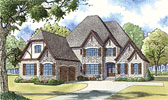 Plan Number 82445 - 3204 Square Feet