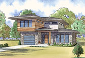 Plan Number 82450 - 1806 Square Feet