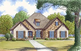 Plan Number 82453 - 2640 Square Feet
