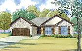 Plan Number 82455 - 1745 Square Feet