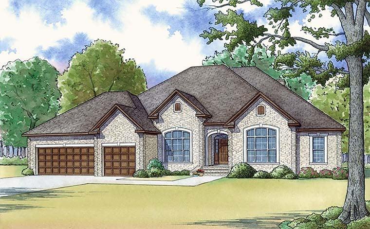House Plan 82469