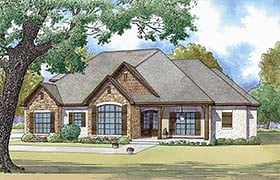 House Plan 82470