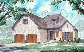 House Plan 82489