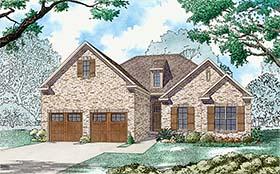 House Plan 82490