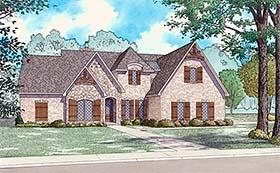 House Plan 82493