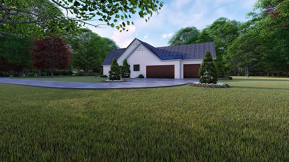 European, Traditional House Plan 82523 with 3 Beds, 5 Baths, 3 Car Garage Picture 1