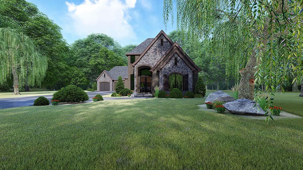 House Plan 82530