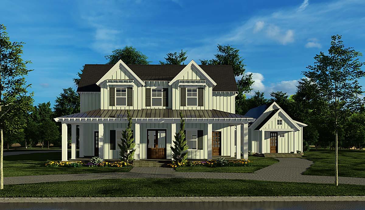 House Plan 82537