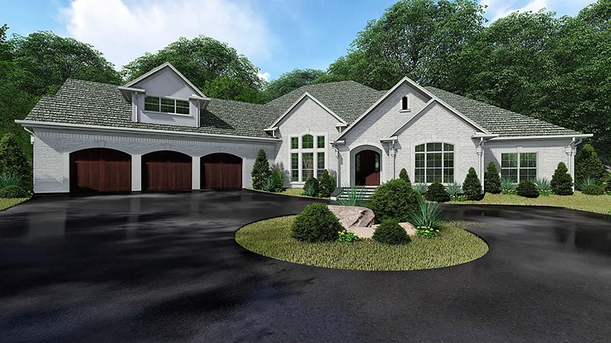 House Plan 82538