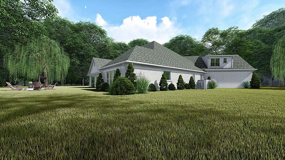Bungalow, Craftsman, European House Plan 82538 with 3 Beds, 4 Baths, 3 Car Garage Picture 3