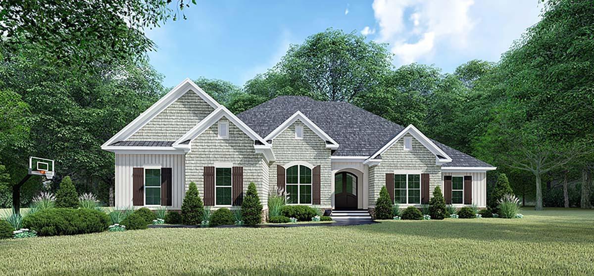 House Plan 82547