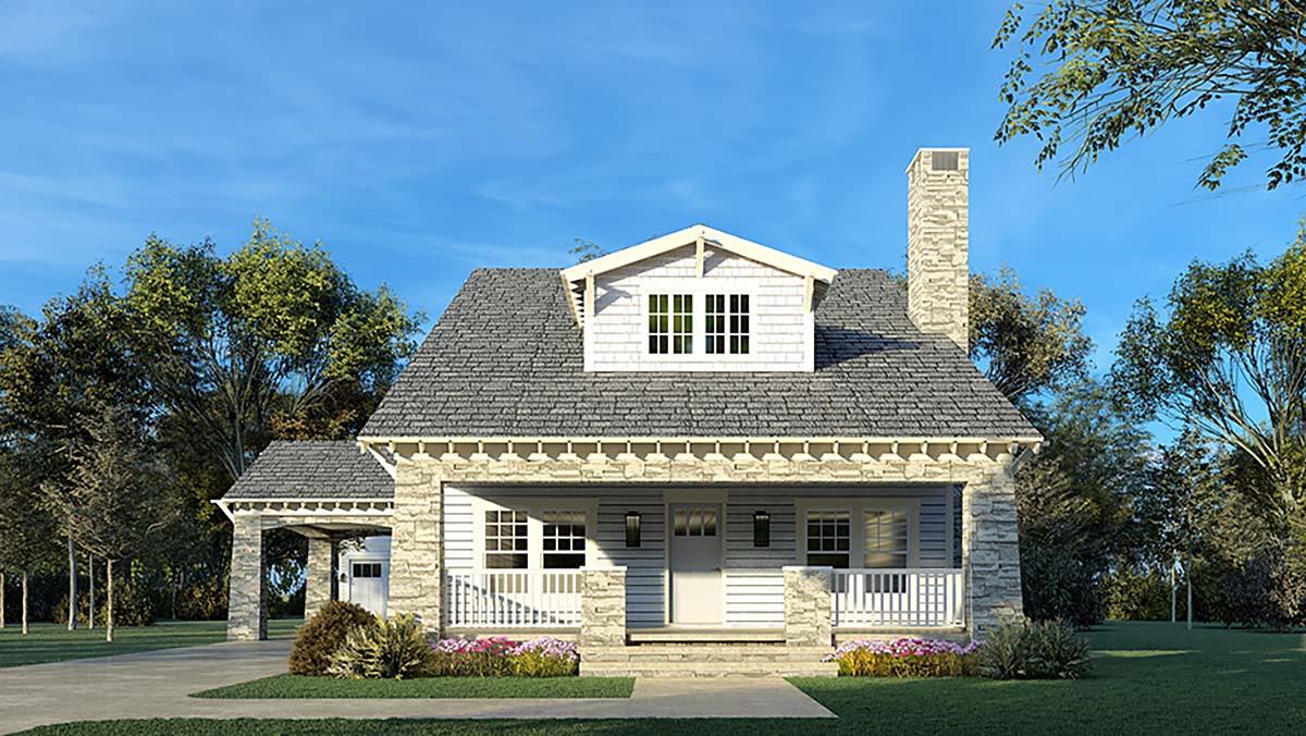 House Plan 82551