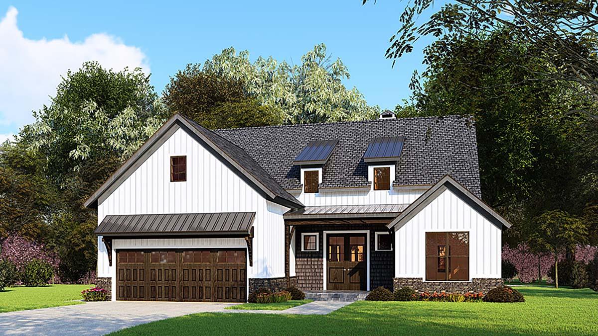 House Plan 82562