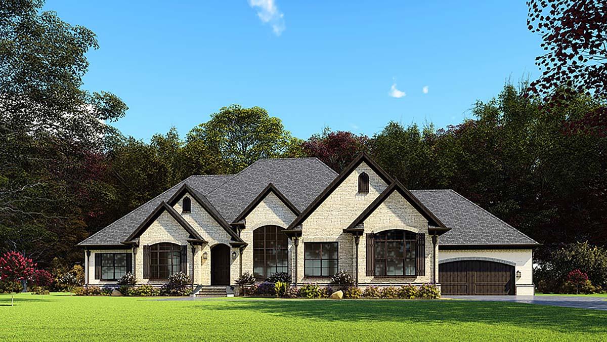 House Plan 82563