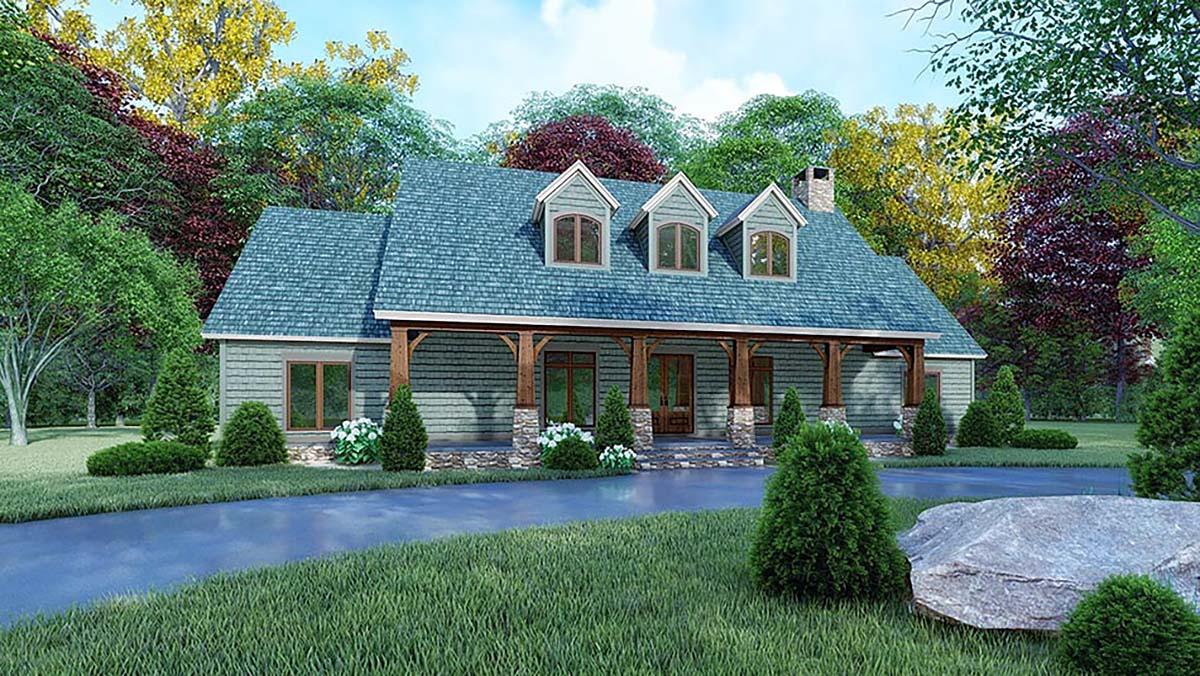 House Plan 82564