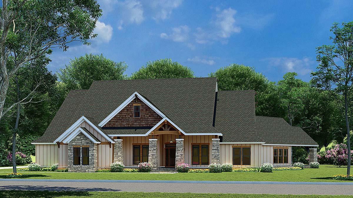 House Plan 82565