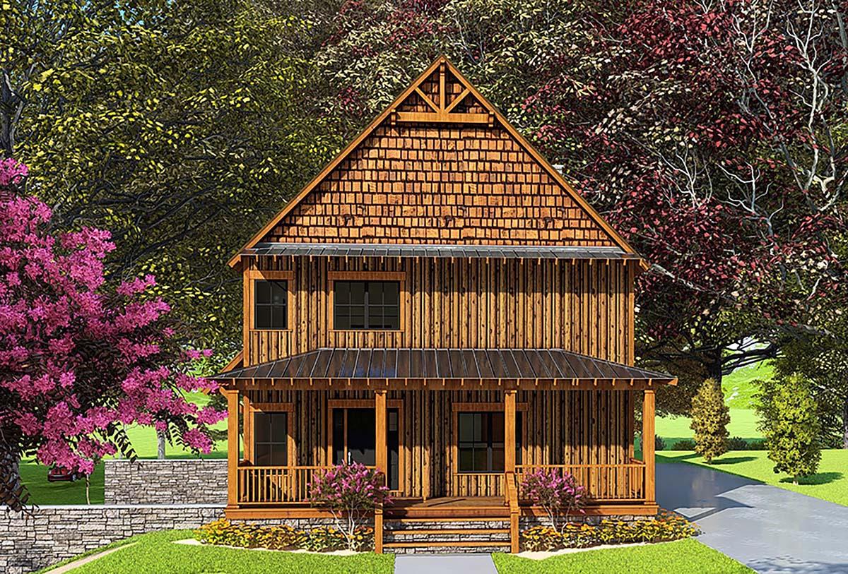 House Plan 82566