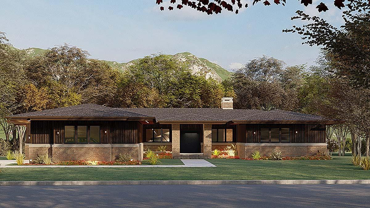 House Plan 82567