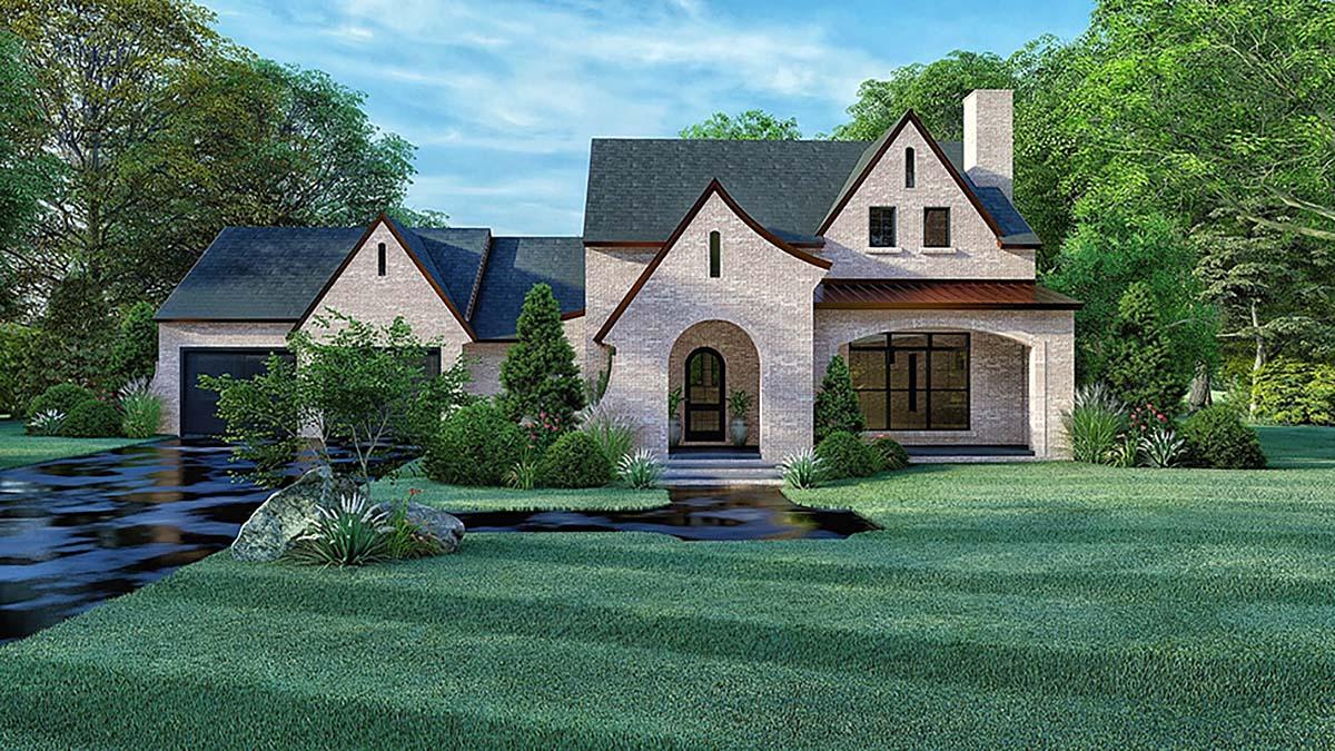 House Plan 82570