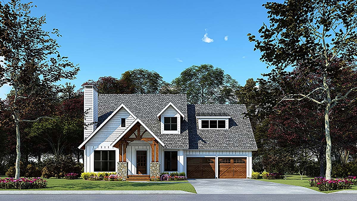 House Plan 82572