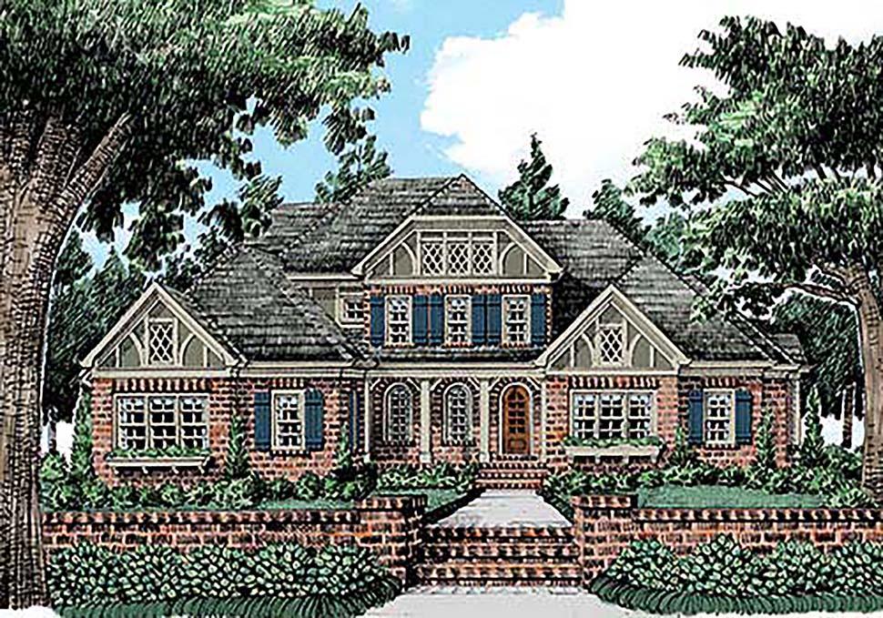 House Plan 83000