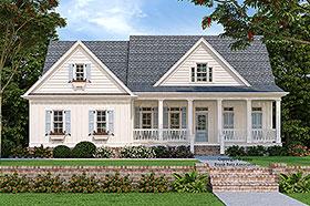 House Plan 83002