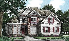 House Plan 83004