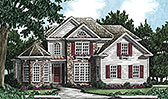 Plan Number 83004 - 2072 Square Feet