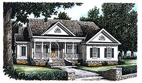 House Plan 83008