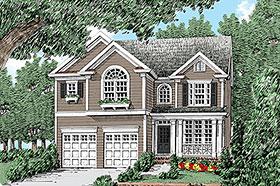 House Plan 83011