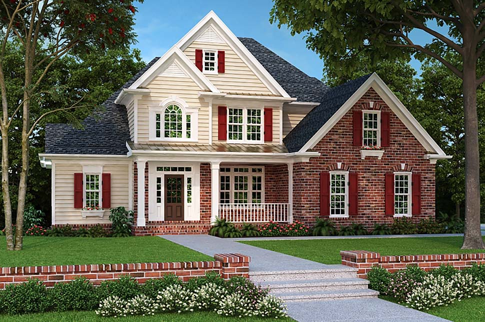 House Plan 83012