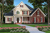 Plan Number 83012 - 2163 Square Feet