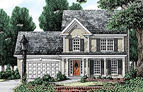 House Plan 83013