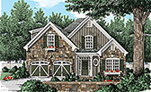 Plan Number 83018 - 1867 Square Feet