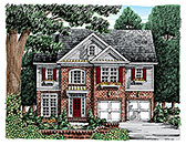 Plan Number 83019 - 2095 Square Feet