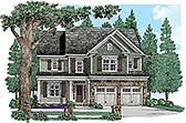 Plan Number 83020 - 2328 Square Feet