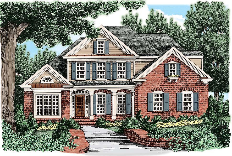 House Plan 83023
