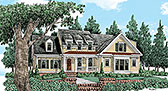 Plan Number 83024 - 2891 Square Feet
