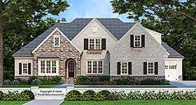 House Plan 83025