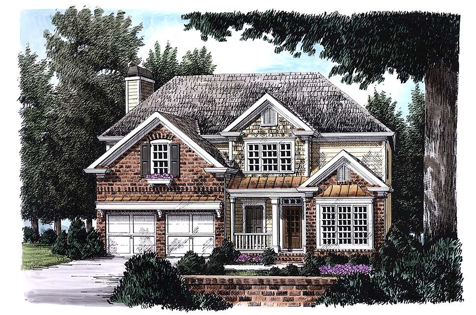 House Plan 83027