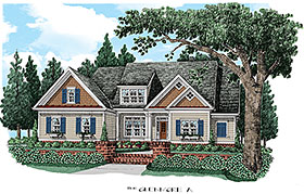 Plan Number 83033 - 3938 Square Feet