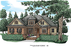 Plan Number 83034 - 3954 Square Feet